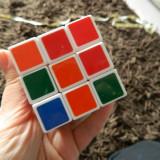 Cub rubic, cub rubik, modelul de baza, original 6 X 6 X 6 cm