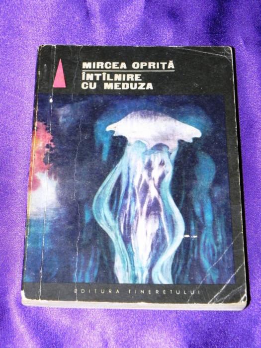 MIRCEA OPRITA - INTALNIRE CU MEDUZA. science fiction foto mare
