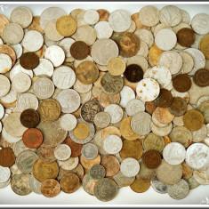 LOT 250 MONEDE VECHI - ROMÂNEȘTI ȘI STRĂINE - ÎN DIFERITE STĂRI, LA PREȚ FINAL! - Moneda Romania