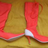 Cizme Dama 39 - Sandale dama, Culoare: Din imagine