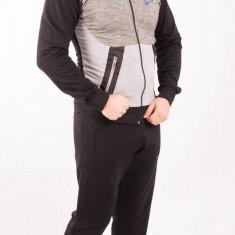Trening NIKE barbati bumbac PRIMAVARA-TOAMNA model 2017 nou - Trening barbati Nike, Marime: S, Culoare: Gri, Negru