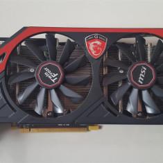 MSI GeForce GTX 760 Gaming Twin Frozr OC 2GB DDR5 256-bit - Placa video PC