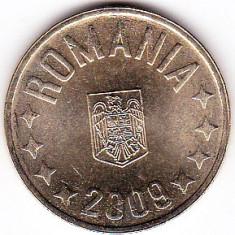 50 bani 2009 din fisic BNR a.UNC/UNC rog cititi descrierea - Moneda Romania