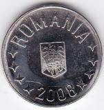 10 bani 2008 din fisic BNR  a.UNC/UNC rog cititi descrierea