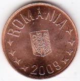 5 bani 2009 din fisic BNR  a.UNC/UNC rog cititi descrierea