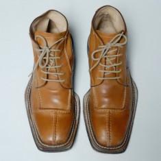 Pantofi Sherbrook piele naturala (Real Leather) Made in Italy;marime 42(28.5 cm) - Pantofi barbat, Culoare: Din imagine