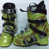 clapari ski schi TURA SCARPA SPIRIT 4 26 40 - 41