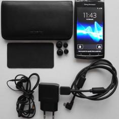 SONY XPERIA ARC S NEGRU - SUPER OKAZIE !!! - Telefon mobil Sony Ericsson, Neblocat