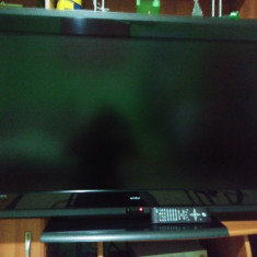 Vand televizor LCD Myria MY 42735 BK, diagonala 106 cm, 107 cm, HD Ready