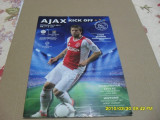 Program         Ajax  -  Manchester  City