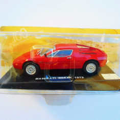 Macheta Maserati Merak - 1972 1:43 - Macheta auto