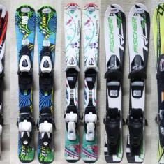 Schiuri copii 70 cm diverse modele - Skiuri Atomic, Marime (cm): Nespecificat