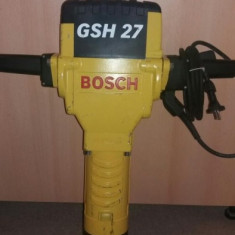 Ciocan demolator bosch gsh 27
