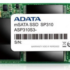 SSD Adata SP310 128GB mSATA SATA2 MLC BOX - Hard Disk