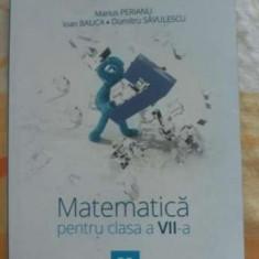 Clubul Matematicienilor.Matematica pentru cls a VII-a , semestrul 2