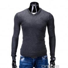 Bluza barbati E74 Gri, Marime: S, M, L, XL, Anchior, Bumbac