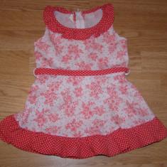 Rochie pentru copii fete de 2-3 ani, Marime: Masura unica, Culoare: Din imagine
