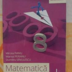 Matematica pentru clasa a VIII-a, semestrul I Clubul Matematicienilor