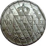 ROMANIA, 100 LEI 1936 DEMONETIZATA * cod 37.1, Nichel