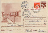 Intreg postal CP 1986 circulat - Scornicesti - Vedere, Dupa 1950