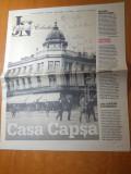ziarul jurnalul national 28 august 2006-editie de colectie -casa capsa