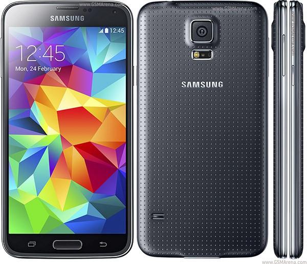 Samsung Galaxy S5 16GB foto mare
