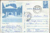 "Intreg postal CP 1989 circulat - Popasul ""Merei"" , judetul Buzau, Dupa 1950"