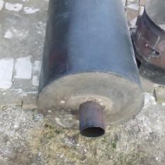 Vând boiler pe lemne 150l.