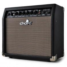 Amplificator chitară Chord CG-15 20 cm cu Overdrive, Reverb