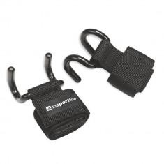 Carlige tractiuni inSPORTline PowerHook - Benzi magnetice