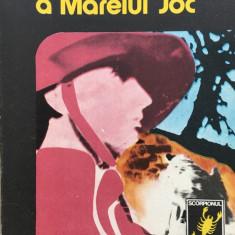 STRANIA POVESTE A MARELUI JOC -Leonida Neamtu - Carte politiste
