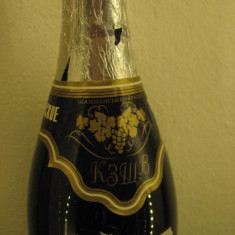 Rare vechi șampanie - champagne, cobetckoe - RUSIA, 750ml, 10, 5-1, 5 vol