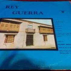 DISC VINIL REY GUERRA - Muzica Pop