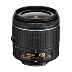 Nikon 18-55mm f3.5-5.6G AF-P DX - Obiectiv DSLR