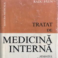 TRATAT DE MEDICINA INTERNA APARATUL RESPIRATOR - Radu Paun