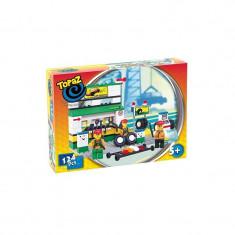 Set de construit-Service auto-124 piese - LEGO Architecture