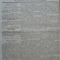 Reforma, ziar politicu, juditiaru si litteraru, an 2, nr. 70, 1860