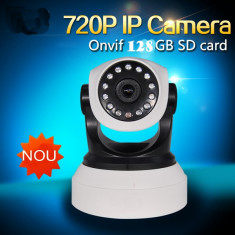 Camera supraveghere IP wireless - Camera CCTV, Interior, Analogic, Color