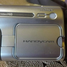 Camera video pe caseta Hi 8 SONY, modelCCD-TRV 138