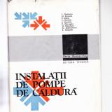 INSTALATII DE POMPE DE CALDURA