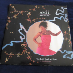 Amii Stewart - You Really Touch My Heart _ vinyl, 12