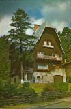 """Ilustrata circulata 1975 - Sinaia- Vila """"Albina"""" - 2/scan"""
