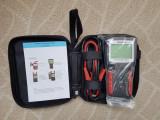 MICRO-468 - Tester profesional baterie - service auto produs ORIGINAL ! NOU