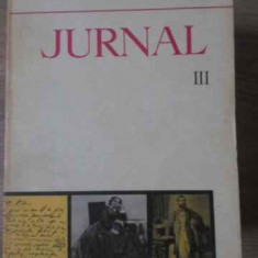 Jurnal Vol.iii - Titu Maiorescu, 393044 - Biografie