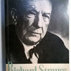 Ernst Krause – Richard Strauss - Carte Arta muzicala