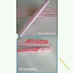 Alcoolmetre & Vinometre