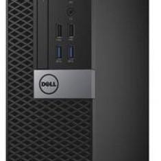 Sistem PC Dell OptiPlex 5040 SFF (Procesor Intel® Core™ i5-6500 (6M Cache, up to 3.60 GHz), Skylake, 8GB, 500GB @7200rpm, Ubuntu, Tastatura+Mouse)