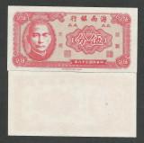 CHINA  5  CENTS  CENTI   1949    UNC   [1]   P-S1453  ,  uniface  ,  necirculata