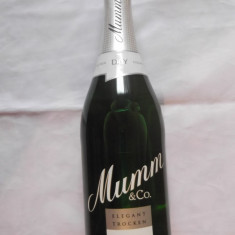 Sampanie Mumm & Co Dry 750 ml