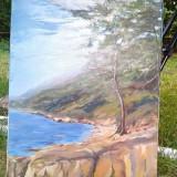 Arta su grafica - Pictor roman, Peisaje, Ulei, Realism